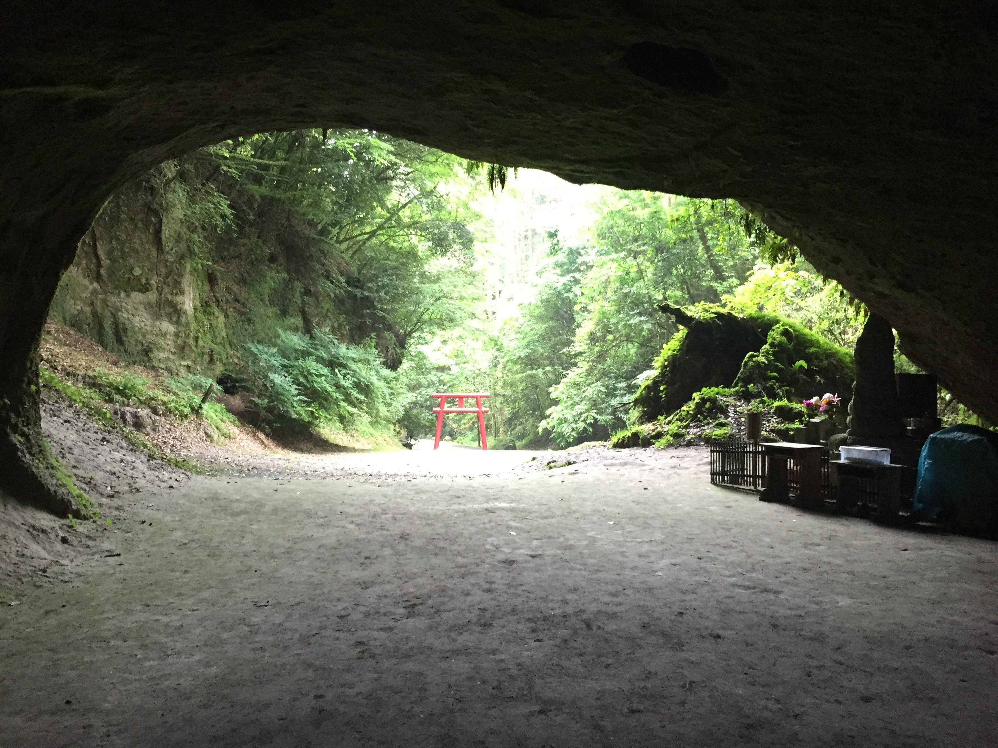 鹿児島県曽於市の溝ノ口洞穴に行ってきたよ